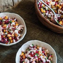 Çiçek Karnabahar Salatası