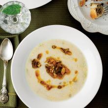 Fıstıklı Çorba