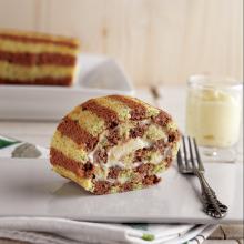Ispanaklı Muzlu Pasta