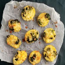 Brokolili Fırın Patates