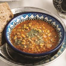 Maş Çorbası