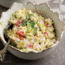 Brüksel Lahanalı Ton Balıklı Salata