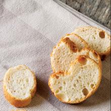 Fırında Soslu Baget Ekmek