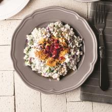 Çıtır Bademli Kuskuslu Salata