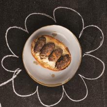 Ekmek Üstü Havuçlu Köfte