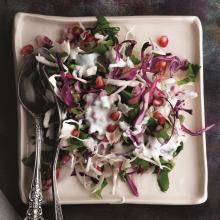 Renkli Lahana Salatası