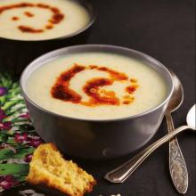 Beyaz Lahana Çorbası
