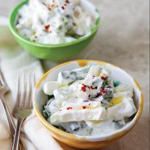 Reyhanlı Alabaş Salatası