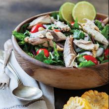 Fındıklı Palamut Salatası