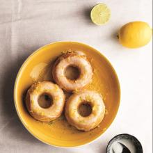 Limonlu Donut
