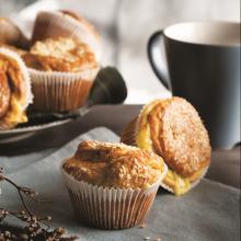 Marullu Peynirli Muffin