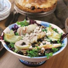 Meyveli Güz Salatası