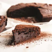 Çikolatalı Fondan Kek