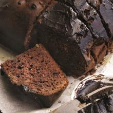 Muzlu ve Çikolata Kaplı Kek