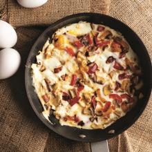 Protein Omlet