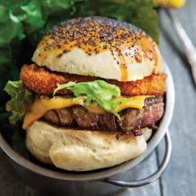Biftekli Burger