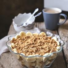 Muzlu Trifle