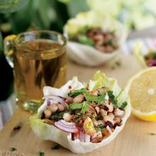 Kajulu Börülceli Salata