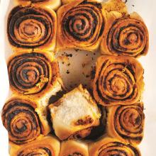 Salça ve Naneli Çörek