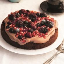 Orman Meyveli Pratik Pasta