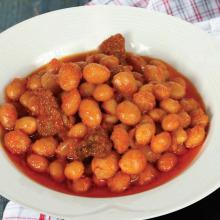 Karadeniz Yemekleri: Etli Kuru Fasulye