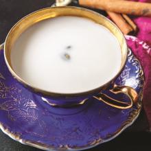 Sütlü Baharatlı Çay