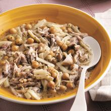 Dede Çorbası (Bursa Mutfağı)