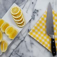 Limon nasıl doğranır?