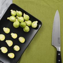 Brüksel lahanası nasıl doğranır?