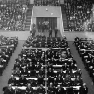18 Nisan 1946 Milletler Cemiyeti dağıldı
