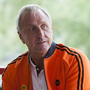 Efsane futbolcu Johan Cruyff'un doğum günü