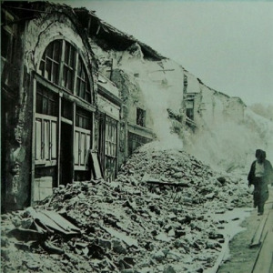 22 Mayıs 1766 'Büyük İstanbul Depremi'
