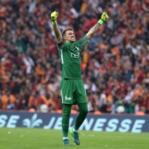Galatasaray'ın Uruguaylısı 32 yaşında