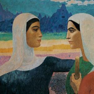 Anadolulu kadın portreleriyle tanınmış ressam Nuri İyem'in ölüm yıl dönümü