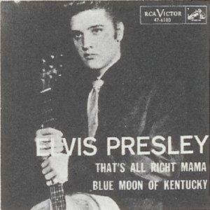 Elvis Presley'in ilk albümü