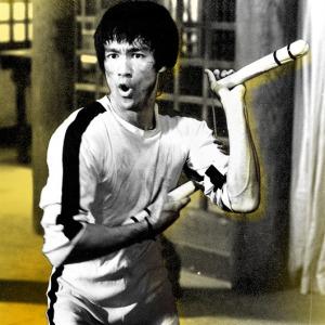 Dövüş ustası Bruce Lee'nin ölüm yıl dönümü