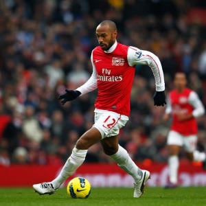 Thierry Henry'nin doğum günü