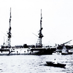 16 Eylül 1890 Ertuğrul Fırkateyni Japonya'da battı