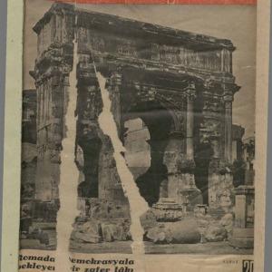 Büyük Doğu dergisi yayın hayatına başladı