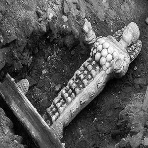 18 Eylül 1956: Dünyaca ünlü Artemis heykeli gün ışığına çıkarıldı