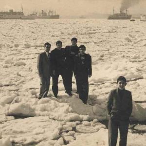 9 Aralık 1893 Tarihte bugün: Haliç dondu