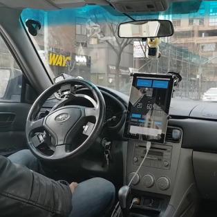 Her otomobili sürücüsüz yapan özel kit: X-Matic LaneCruise