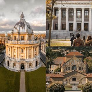 2019 yılında dünyanın en iyi 10 üniversitesi