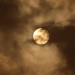 Gökteki görsel şölen: 'Parçalı Ay Tutulması Türkiye'den de gözlendi'