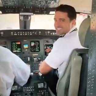 SkyWest firmasının uçağı 'tek yolcu' için havalandı