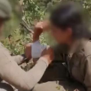 Mehmetçik'ten yaralı teröriste şefkat eli: Ailesine teslim edildi
