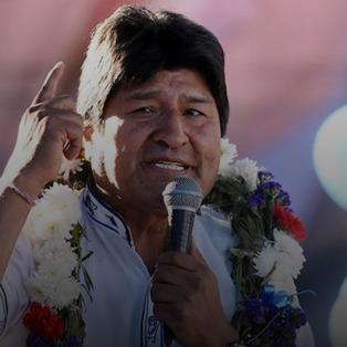Morales, ABD'nin 'darbeci geçmişini' Trump'a anlatmıştı