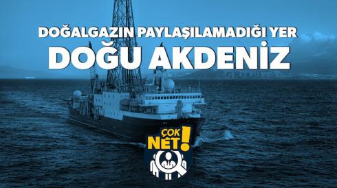 Kıbrıs'ta ipleri geren bölge: Doğu Akdeniz