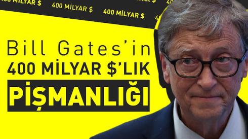 Son pişmanlık neye yarar: 'Bill Gates'in Android hatası'