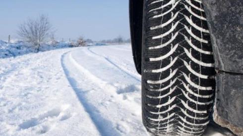 Kış lastiği uygulaması 1 Aralık itibariyle başlıyor